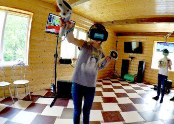 Виртуальная реальность на базе HTC VIVE и PlayStation VR